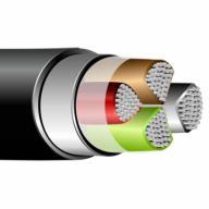 Кабели силовые с пластмассовой изоляцией на напряжение 0,66-1кВ