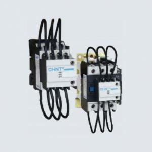 Контакторы для цепей компенсации реактивной мощности CJ19